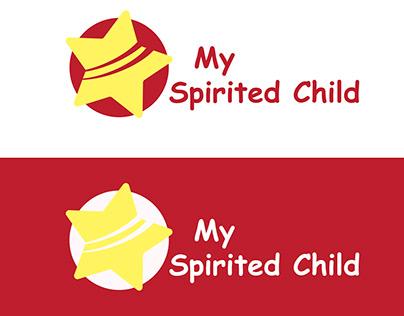Star logo Design for child