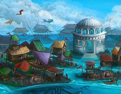 Flotilla City: Overview