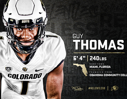 Colorado Football | 2020 Signing Day