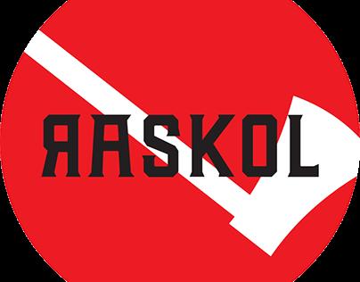 DJ Raskol Logo