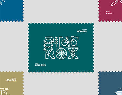 Pinerox Stamp Collection