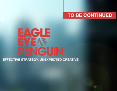 Eagle Eye & Penguin Showreel 2015