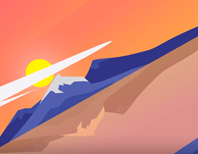 Animations - Montagnes
