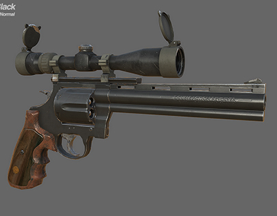 AAA Game Weapons