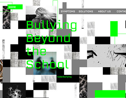 Bullying Beyond the School // Opinion Web site