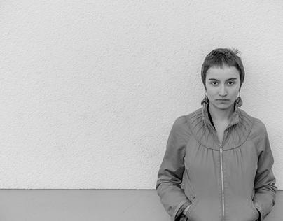 Portrait of Natalia