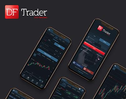 DF Trader Mobile App