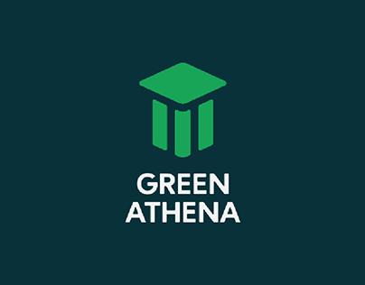 Green Athena - Branding