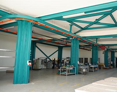 Izmir Factory Project