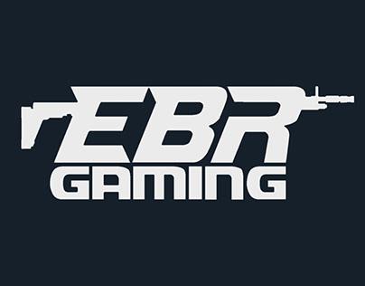 EBR gaming Logo