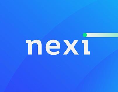 Nexi Brand Identity