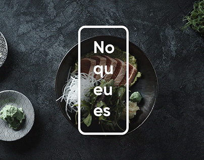 No queues — Mobile App, Delivery, Pre Order
