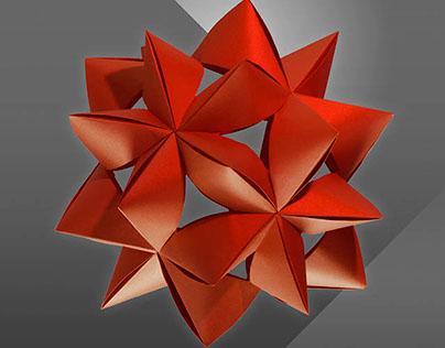 Afiches para Origami Bogotá
