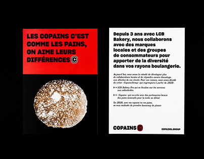Copains - Boulangerie innovante