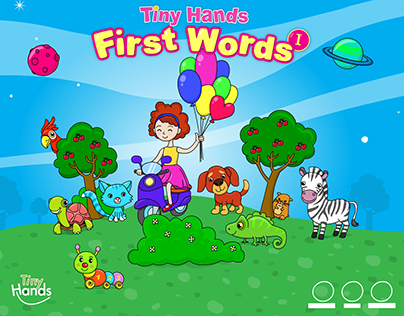First Words 1 app