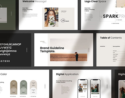 Brand Guidelines PPTX