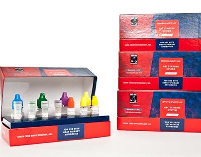 Packaging: Santa Cruz Biotechnology Staining Kits