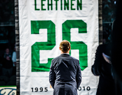 Jere Lehtinen - Retiring 26