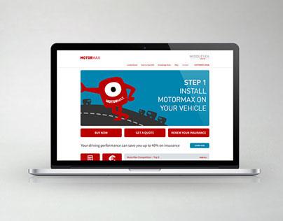 Motormax Website