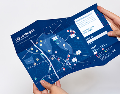 ATTRACKTED City Map
