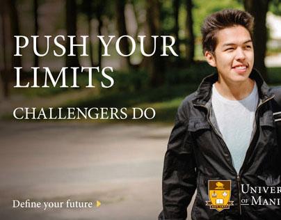U of M - Alumni Campaign - McKim Communications