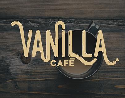 Vanilla Café - Branding