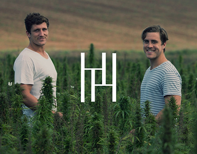 Hemp Harvests — Brand Identity