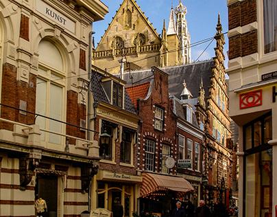 Some photographs of Haarlem (Nederland)