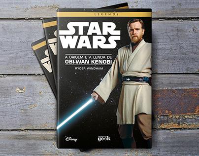 The Life and Legend of Obi-Wan Kenobi | BOOK COVER