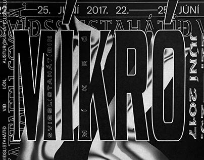 MIKRO FESTIVAL 2017
