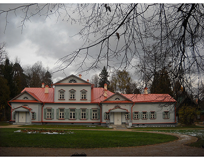 Museum-reserve near Moscow