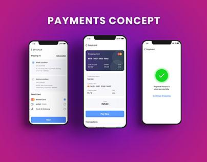 App Payment Concept