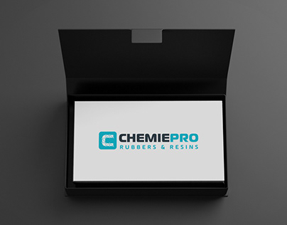 Chemical Industry Logo Design
