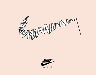 Nike Air CALL TO ACTION