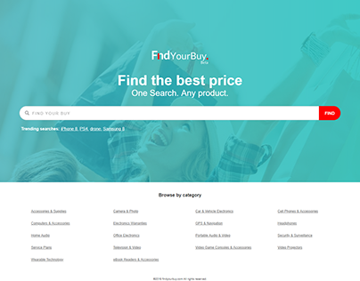 Fast Search - FINDYOURBUY.COM