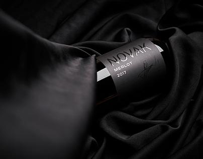 Novak Winery Social Media Photography