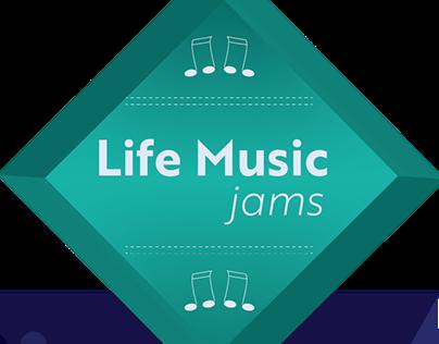 UTOPIA Music Life jams - Adobe Live Contest