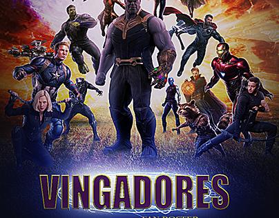 vingadores (Fan Poster 2)