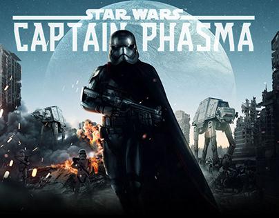 Captain Phasma Movie Poster