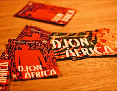 Estréia do Olhar de Cinema com Djon África