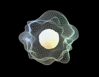 Dancing Yolk-Sound Visualization