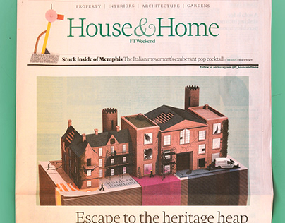 Escape to the Heritage Heap - Financial Times