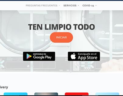 Getlavado web Perú