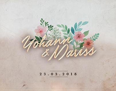 Yohann & Mariss: Wedding Assets