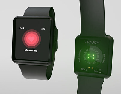 The iTouch Air 3