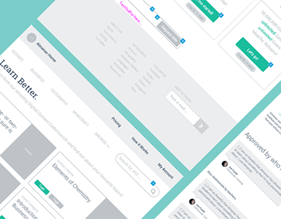 UX for e-Learning