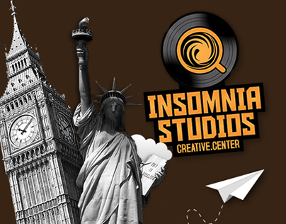 Insomnia Studios Creative Center