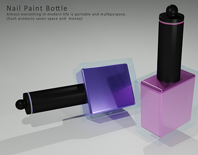 Nail Pint Bottle (Redesign)