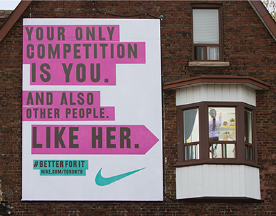 Nike - Better For It