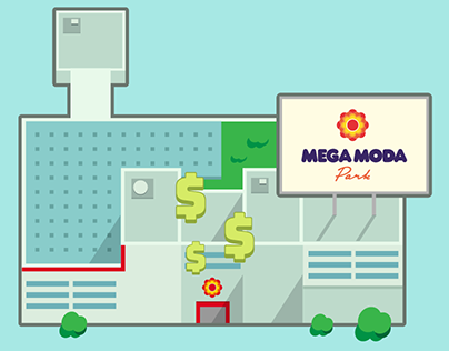 Mega Moda Park - Game